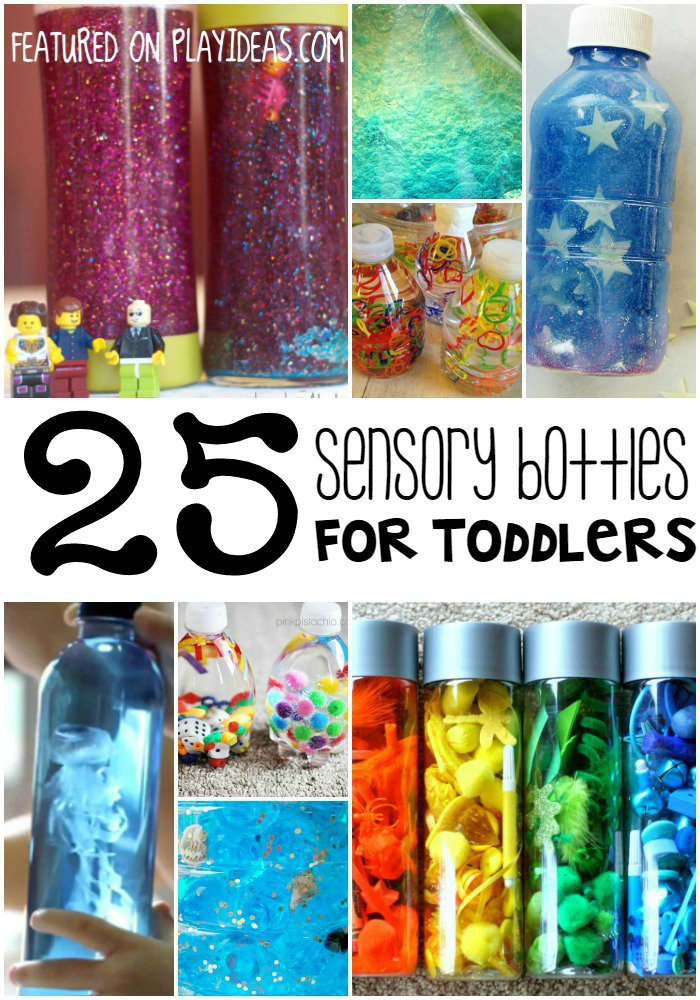 sensory bottle pin